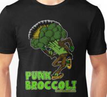 Punk Broccoli Unisex T-Shirt
