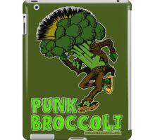 Punk Broccoli iPad Case/Skin