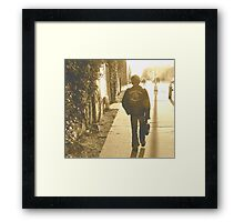 The Long and Winding Road........ Framed Print