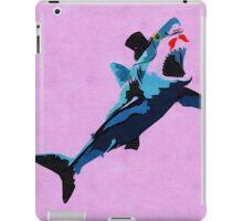 Great Gentleman Shark! iPad Case/Skin