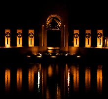 WWII Memorial by Eric G Brown