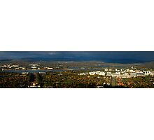 Canberra - 360° Beauty Photographic Print