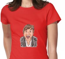 Joanne Howe Illustration Womens Fitted T-Shirt