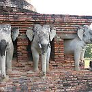 Sukhothai Historical Park by Jack Reverman