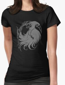 Overdead Womens Fitted T-Shirt
