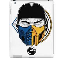 Scorpion and Subzero iPad Case/Skin