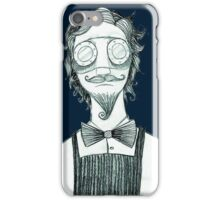 The Mad Scientist iPhone Case/Skin