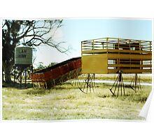 Farm life Relics Poster