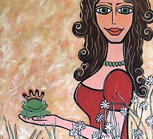 Whimsical Women by Rischelle Brooks
