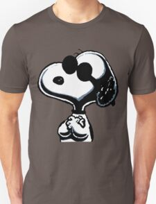 Joe Cool Snoopy Peanuts T-Shirt