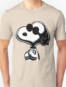 Joe Cool Snoopy Peanuts T-Shirt