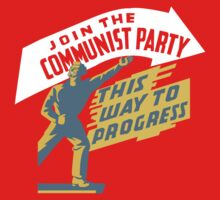 Join The Communist Party by BenClark