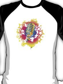 Retro Mic T-Shirt