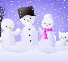 Seasons Greetings! by Hannah Chapman