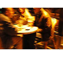 Samedi Nuit  Photographic Print