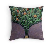 Hope Grows Throw Pillow