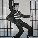 Elvis Presley - Jailhouse Rock by EDee