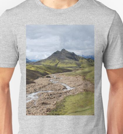 an incredible Indonesia landscape Unisex T-Shirt