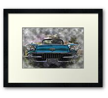 Eldorado Intrigue Framed Print