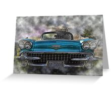 Eldorado Intrigue Greeting Card