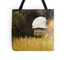 Railway Bridge,Geelong Outskirts Tote Bag