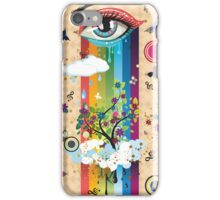 Surreal Eye2 iPhone Case/Skin