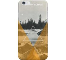 Year Of Silence iPhone Case/Skin