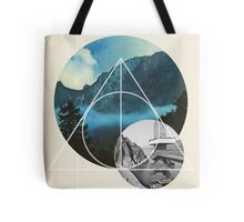 Echoes Reality Tote Bag