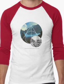 Echoes Reality Men's Baseball ¾ T-Shirt