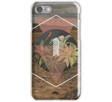 Desert Plants iPhone Case/Skin