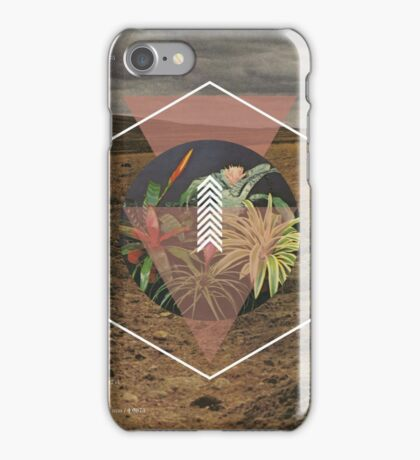 Desert Plants iPhone Case/Skin