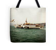 A Dream City Tote Bag