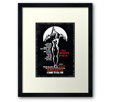 Sin City - A Dame to Kill for Framed Print