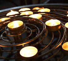 Notre Dame de Lumières by Camilla
