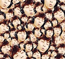 Jonghyun of SHINee inspired by EllenLouise