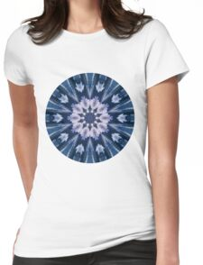 Southwest Clouds Mandala 3 Womens Fitted T-Shirt