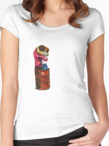 Rusty Drum Women's Fitted Scoop T-Shirt