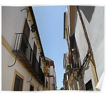 Calle Córdoba Poster
