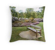 Take a Rest Throw Pillow
