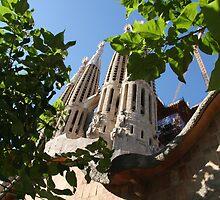 La Sagrada Familia 2 by Camilla