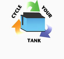 CYCLE YOUR TANK Unisex T-Shirt