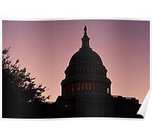 Capitol Light Poster