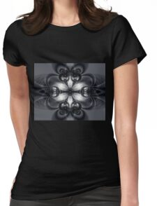 Web Womens Fitted T-Shirt