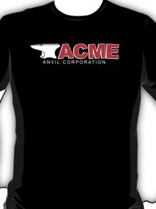 Acme Anvil Corporation Funny T-Shirt T-Shirt