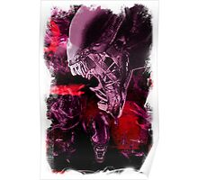 "Xenomorph ""Xenomorphobia"" Alien  Poster"