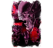 "Xenomorph ""Xenomorphobia"" Alien  Photographic Print"