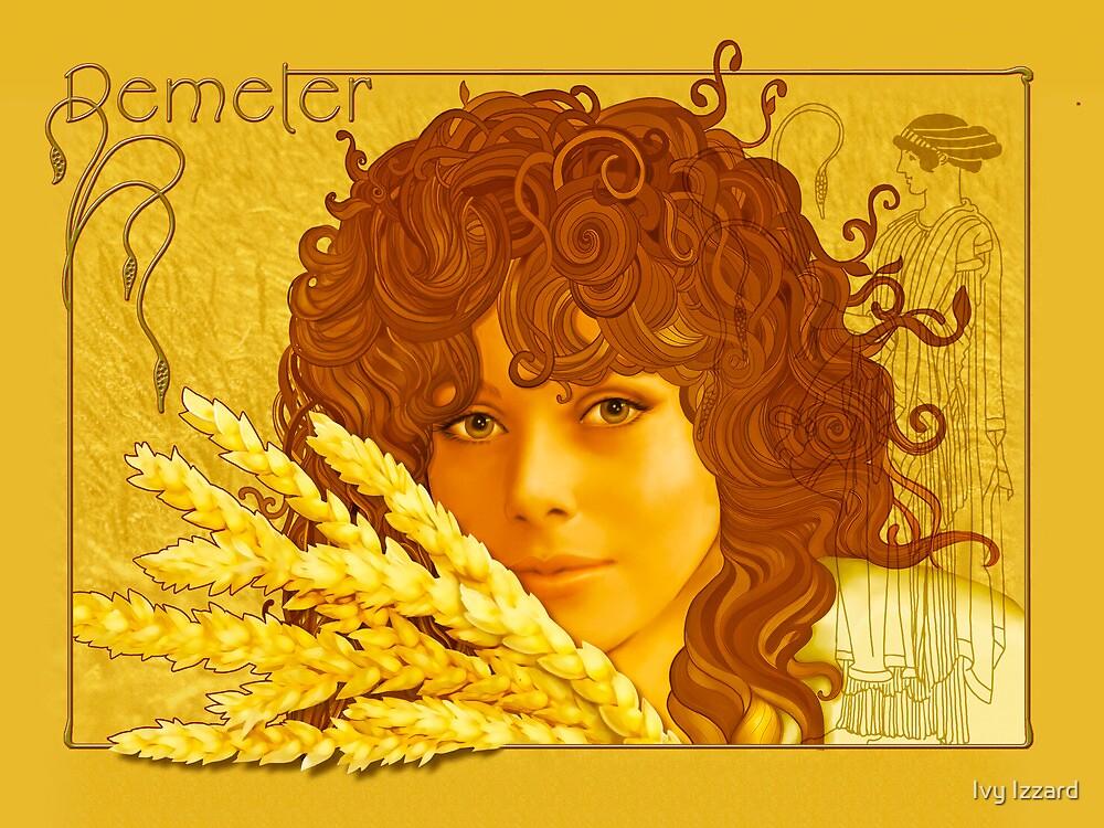 Demeter by Ivy Izzard