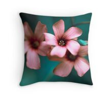 ...how gorgeous is this world?... Throw Pillow