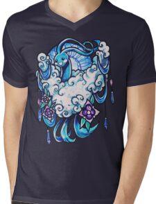 Altaria  Mens V-Neck T-Shirt