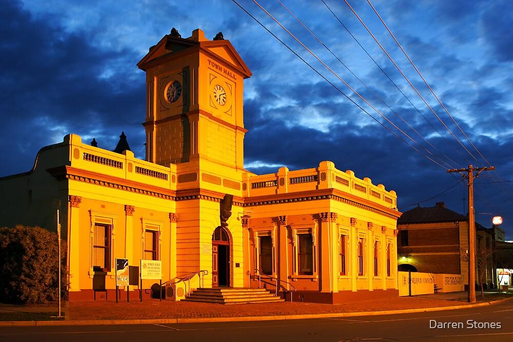 Deniliquin Town Hall by Darren Stones